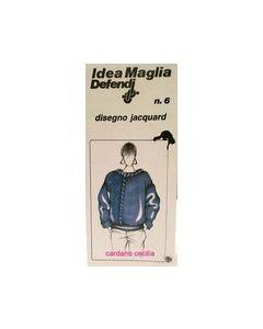 Scheda Idea Maglia per maglieria n.6
