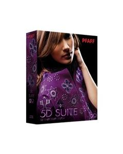 Software Pfaff 5D Suite