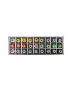 Scatola 27 Colori Gunold Poly 60