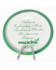 Telaio grande (18 cm) per ricamo a mano libera Madeira
