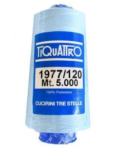 TiQuattro Azzurro chiaro - mt. 5000