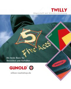 Twilly Gunold - Tessuto per patches e distintivi
